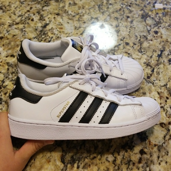 outlet store c6593 a6085 adidas Other - SMALL BOY ADIDAS SUPERSTAR  BA8378